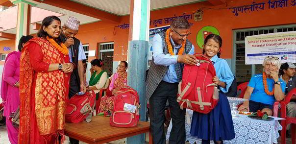 Spendenprojekt Nepal